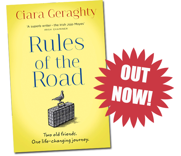Rules of the Road by Ciara Geraghty