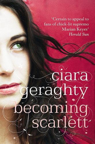 Becoming Scarlett by Ciara Geraghty